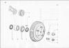 7  piece de freins no 7