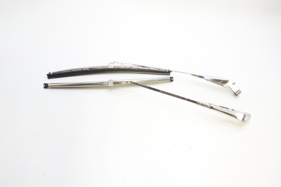 HY565-2a  2 x ruitenwisserarm ->2/64 compl HY