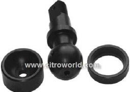 HY413-97  Ball Joint upper 11/69->HY