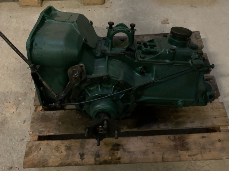 ingsHY0330d  Gearbox  used --> 11/1969  Citroen HY [not checked, condition as is]