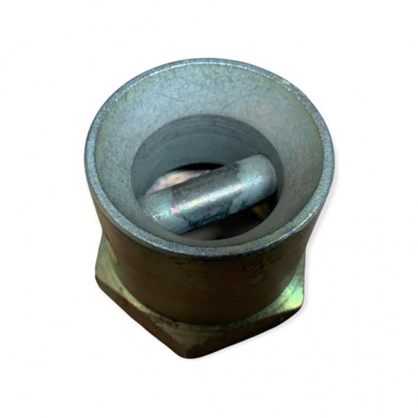 H12110  Crankshaft nut, Citroen HY used
