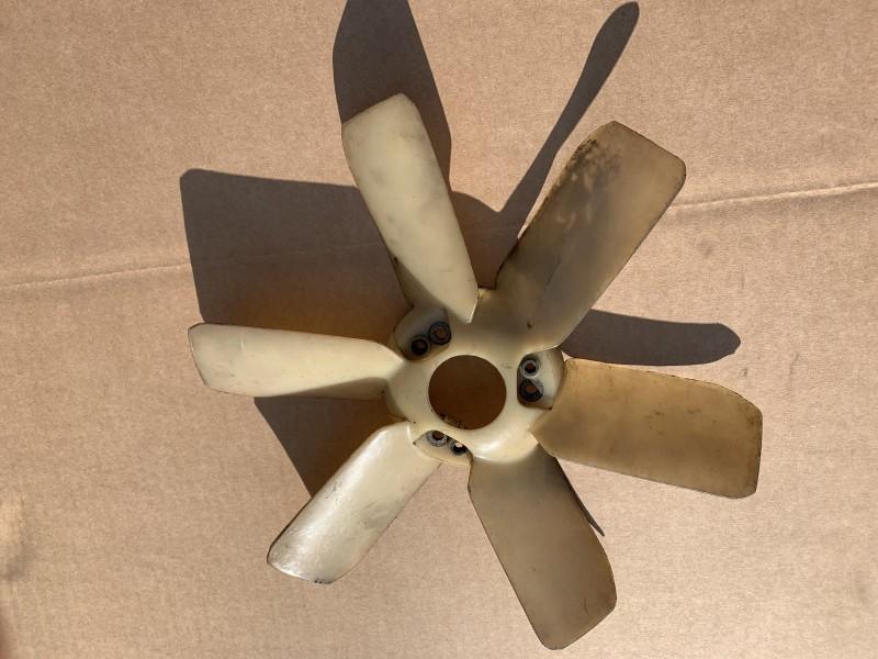 Fan  Fan waterpump Citroen HY