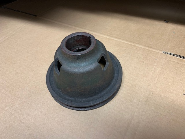 zc9457513u  Crankshaft pully, Citroen HY