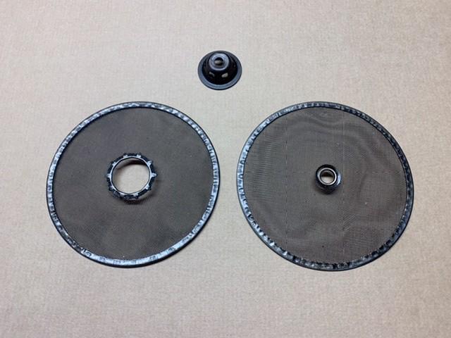 Zc9452722gebr  2x filtre pompe d huile, ocassion, Citroen HY