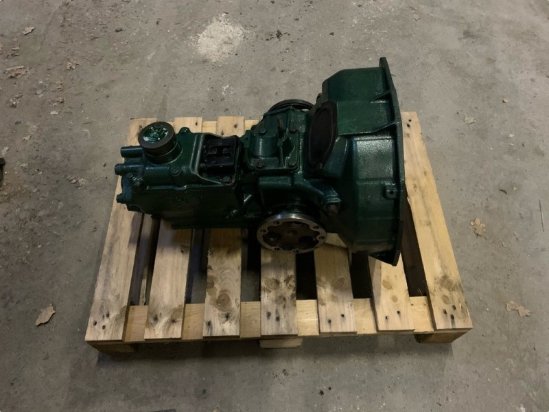 HY033-905A  Gearbox checked 11/1969 -->, Citroen HY