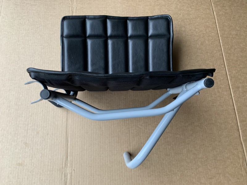 smallstblk1  Child seat in front black model 1. Suitable for Citroen HY