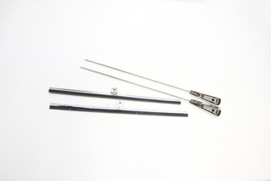 HY565-2a-sev  2 x ruitenwisserarm ->2/64 SEV compl HY