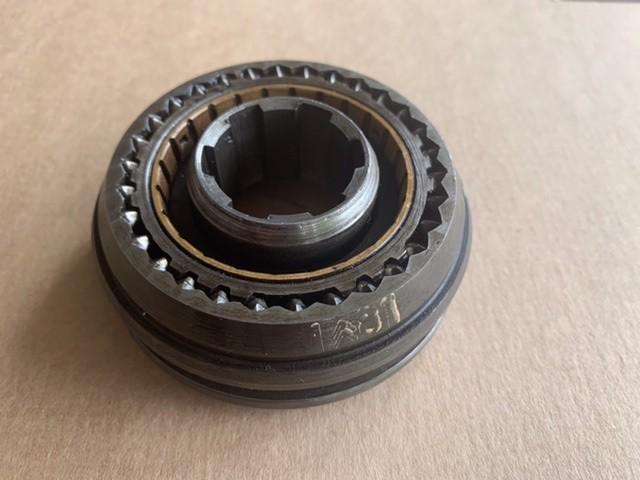 HY33508  Synchro set 1948->9/1967, Citroen HY used